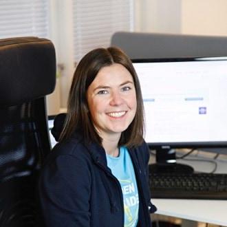 Bild på Victoria Rehn