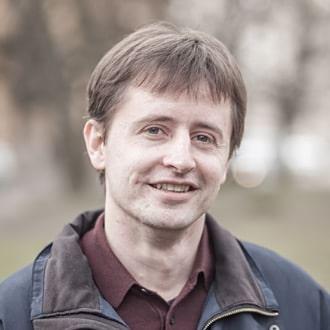 Bild på Johan Tavelin