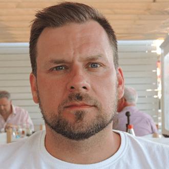 Kuva henkilöstä Ilpo Kantola