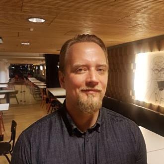 Kuva henkilöstä Erkka Tapio