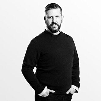 Bild på Magnus Hjelmare
