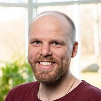 Bild på Martin Haglund