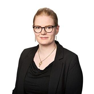 Kuva henkilöstä Anniina Rajamäki