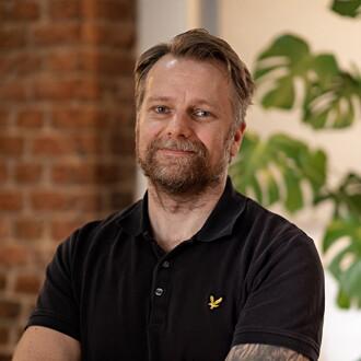 Picture of Henrik Larsson