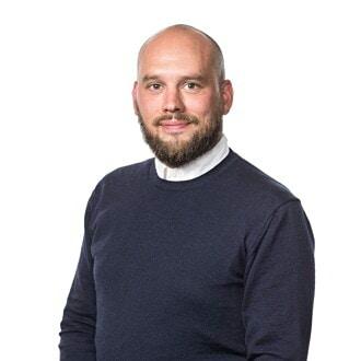 Kuva henkilöstä Mikko Avelin