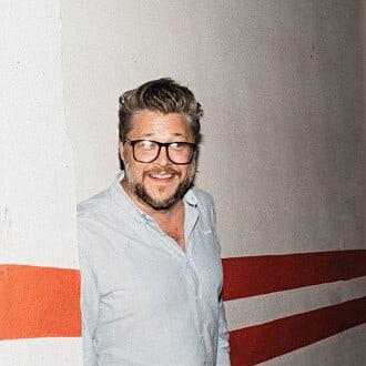 Bild på Andreas Lagerkvist