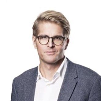 Bild på André Johansson