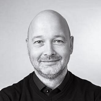 Bild på Björn Bjelkenstedt