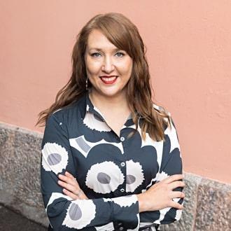Kuva henkilöstä Petra Jokinen