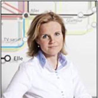 Kuva henkilöstä Pia Backholm