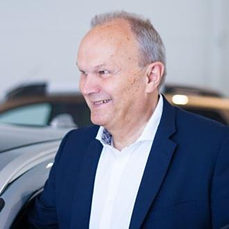Bild på Åke Stendahl