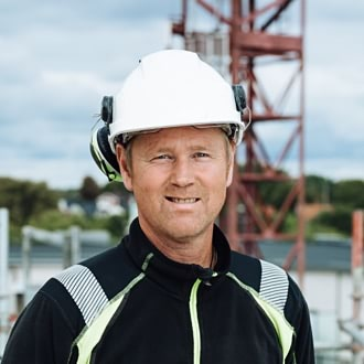 Bild på Mats Eriksson