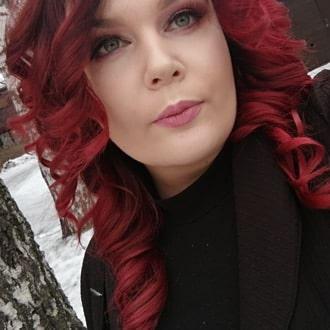 Kuva henkilöstä Jenna Oksanen
