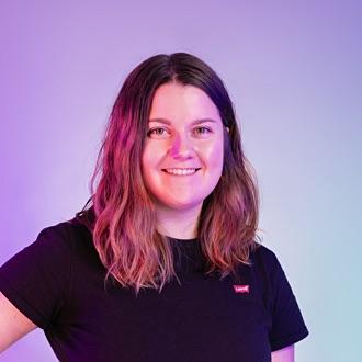 Kuva henkilöstä Eveliina Nygrén