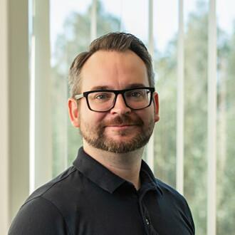 Bild på Henrik Kristoffersson