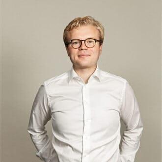 Bild på Gustav Sönnerberg