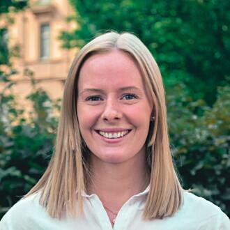 Bild på Sandra Jörnklev