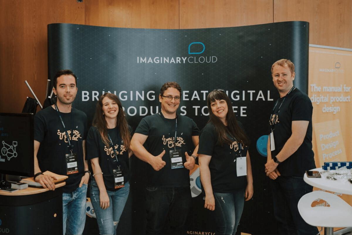 Meet the Imaginary Cloud's team.
