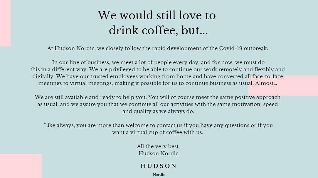linkedin message Hudson Nordic.jpeg