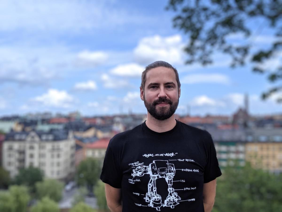 Wezz är Tech-lead på Epinova