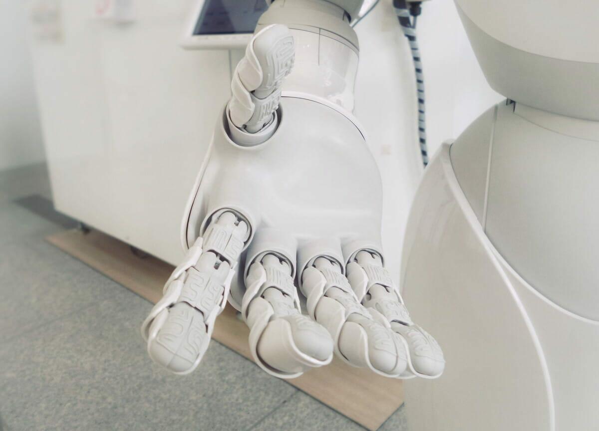 closeup photo of white robot arm.jpg