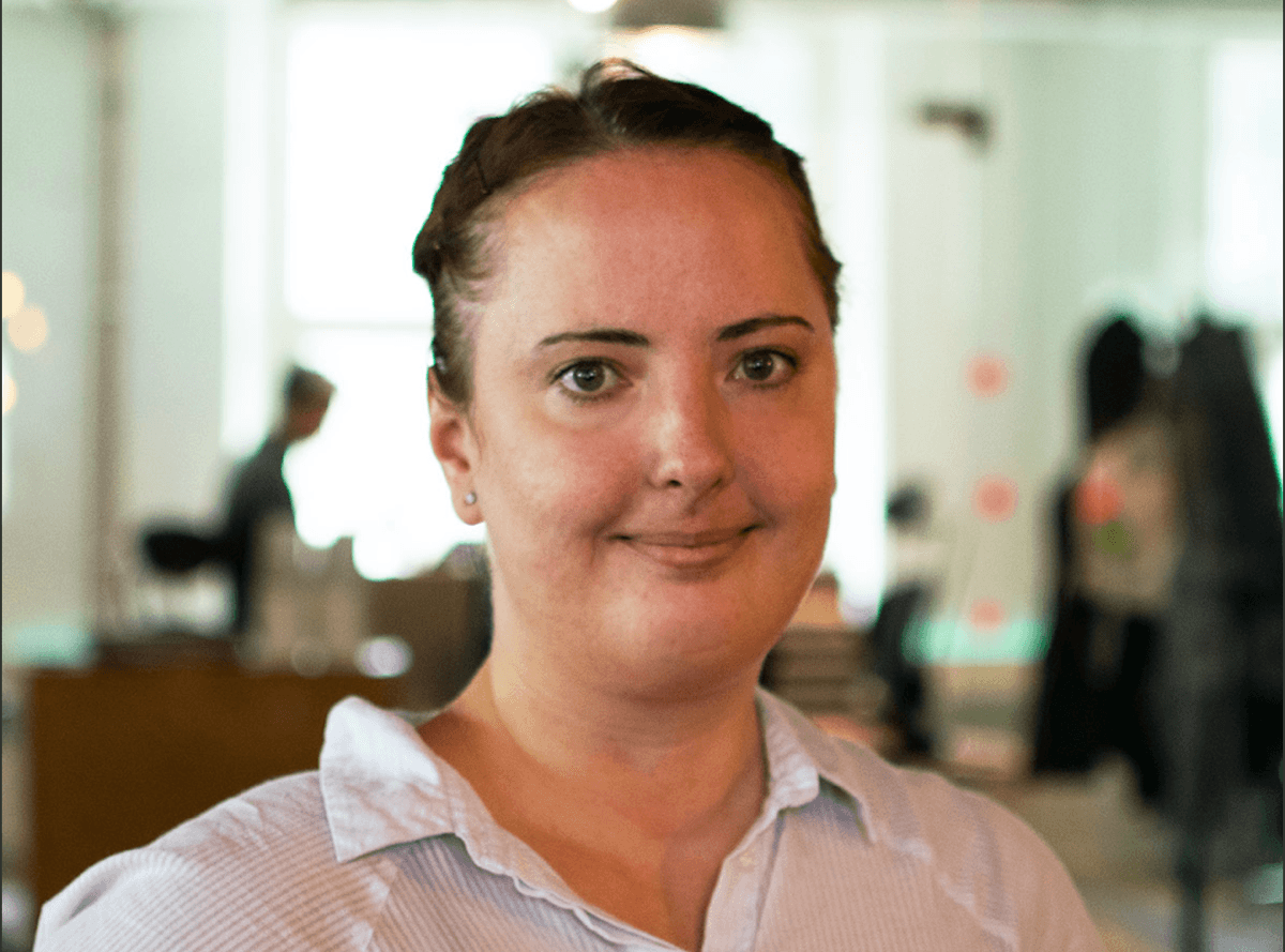Louise Andersson - Customer Support Specialist