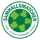 Samhällsmatchen logotype