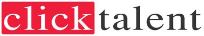 Clicktalent logotype