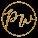 Patricia White's logotype