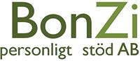 BonZi Personligt Stöd AB logotype