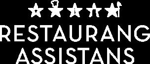 RestaurangAssistans logotype