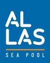 Allas Sea Pool  logotype