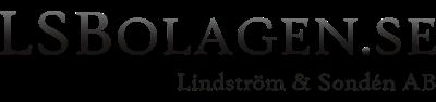 Lindström & Sondén AB logotype