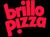 Brillo Pizza logotype