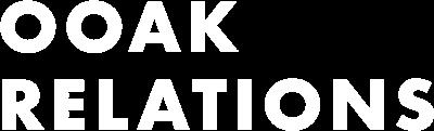 OOAK Relations logotype