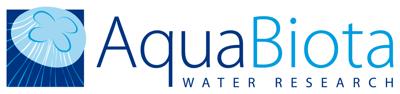 AquaBiota Water Research logotype