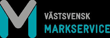 Västsvensk Markservice logotype