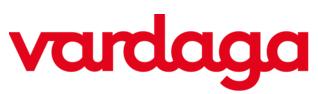 Vardaga logotype