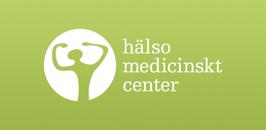 Hälsomedicinskt Center logotype