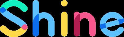 Shine logotype