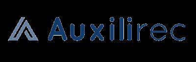 Auxilirec AB logotype