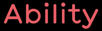 Ability logotype
