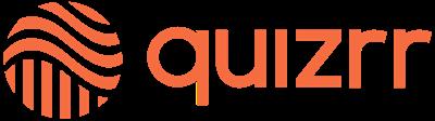 Quizrr logotype