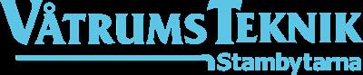 Våtrumsteknik logotype