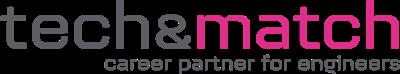tech&match logotype