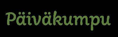 Päiväkumpu logotype