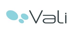 Vali logotype