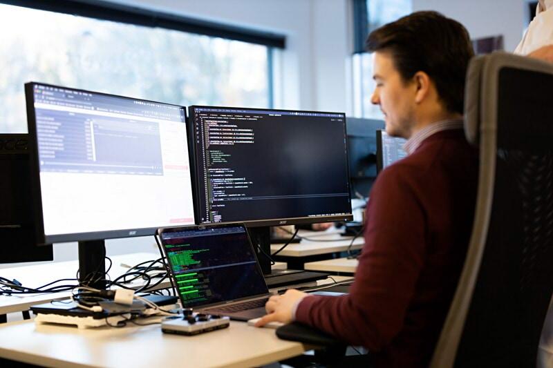 Dreven Frontend utvikler innen React og JavaScript image