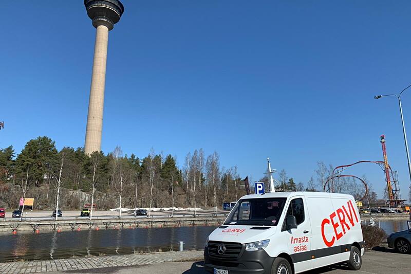 IV-puhdistaja Tampereelle image