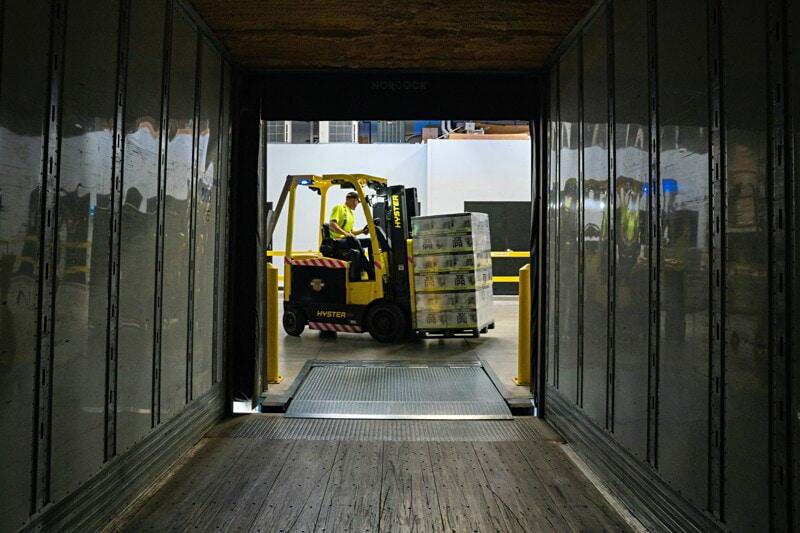 *Uppsala* Vi söker lagerpersonal med truckkort (omgående start) image